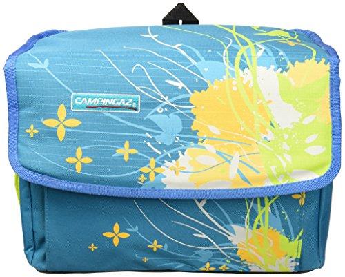 Campingaz Nevera Portatil 10 litros Fold Azul/Amarillo Única