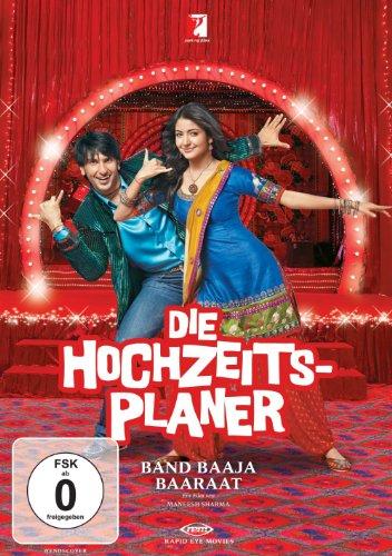 Alive - Vertrieb und Marketing/DVD Die Hochzeitsplaner - Band Baaja Baaraat