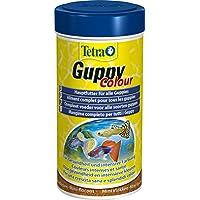 Tetra Guppy Colour - Mangime in Granuli per Pesci Tropicali - 250 ml