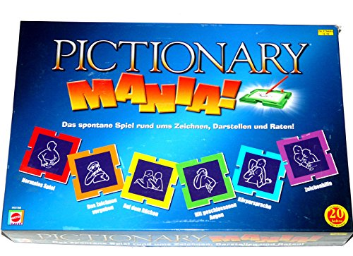 Mattel - Pictionary Mania