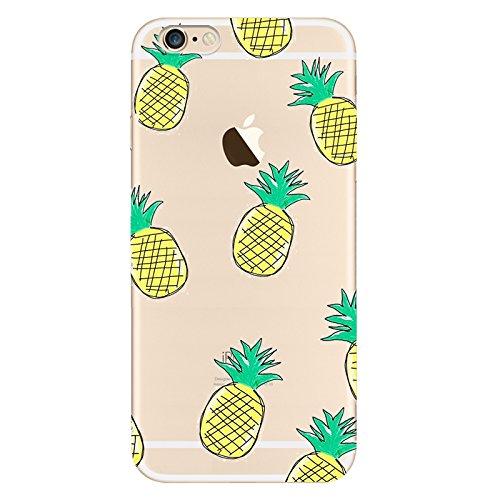 IPHONE 5C Hülle Ananas Elefanten Giraffe Weich Silikon TPU Schutzhülle Ultradünnen Case Schutz Hülle für iPhone 5C YM41
