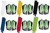 Jako Sportskanone Kinder Fighter Set Fußball Schienbeinschoner Und Stutzen In Verschiedenen Farben Und Größen Erhältlich, Farben:Grün;Grösse:Bambini (-1.20m)
