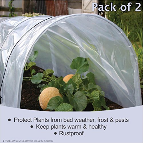heavy-duty-poly-tunnel-cloche-made-from-galvanised-steel-frame-polyethylene-cover-pack-of-2