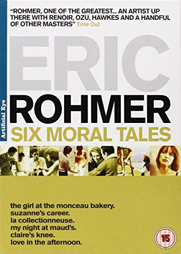 Bild von Eric Rohmer Collection - Six Moral Tales [UK Import] [5 DVDs]