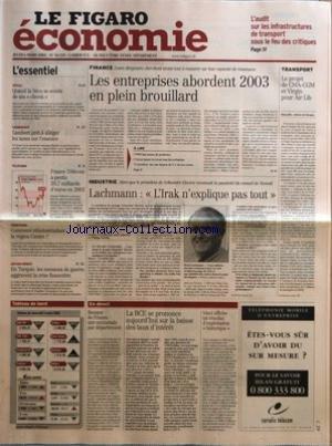 figaro-economie-le-no-18219-du-06-03-2003-laudit-sur-les-infrastructures-de-transport-sous-le-feu-de