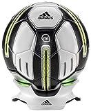 adidas miCoach Smart Ball (Fußball mit Sensoren, App Anbindung) weiß/schwarz