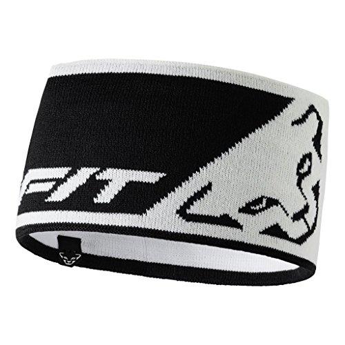 DYNAFIT Leopard Logo Beanie, White, One Size