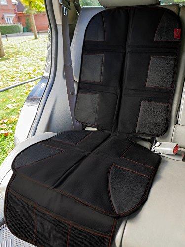 Maximo protezione sedile auto - qualità superiore - protegge la tappezzeria dell'auto dal seggiolino auto dei bambini, dallo sporco e dalle macchie - misura universale - facile da pulire.