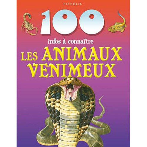 les-animaux-venimeux-100-infos-a-connaitre