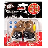 Grip & Tricks - Finger Roller Freestyle - Mini Inline Skates freestyle Pack1