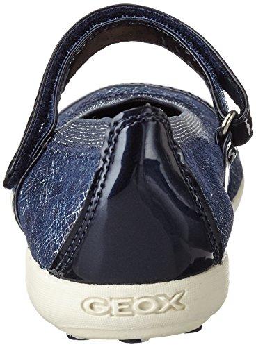 Geox Jr Jodie B, Ballerines Fille Bleu (Navyc4002)