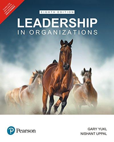 Leadership In Organization