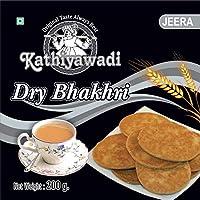 Kathiyawadi Dry Bhakhri Jeera - 200gx2Pkts