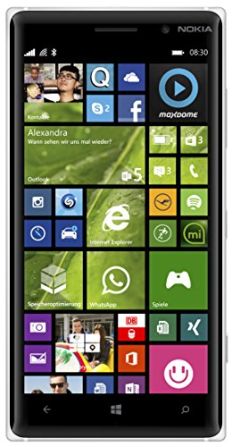 Neue Ära 2 Licht (Nokia Lumia 830 Smartphone (5 Zoll (12,7 cm) Touch-Display, 16 GB Speicher, Windows 8.1) grün)