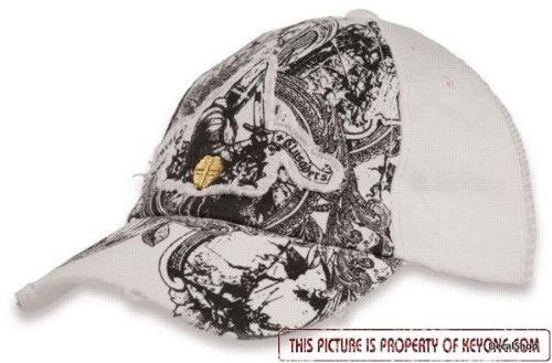 lancilot-bianco-keyone-mesh-slang-rock-rapper-rap-hip-hop-trucker-cap-trand-cappello-chapeau-caps