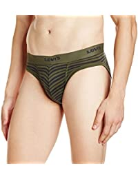 Levi's Bodywear Men's Striped Cotton Brief