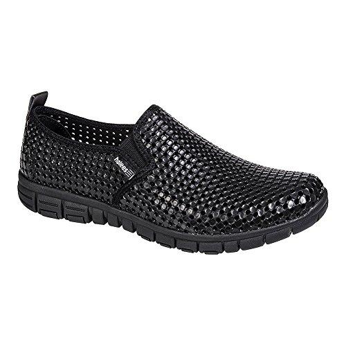 Holees Original Chaussures De Sport Homme - Confort (Noir)