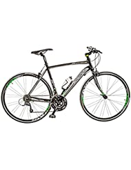 Casadei Bicicleta Urbana Hibrida Trekking - Corsa Uomo 28 24v 962U, Negro