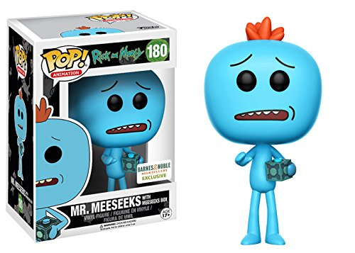 Figura POP Rick & Morty Mr Meeseeks