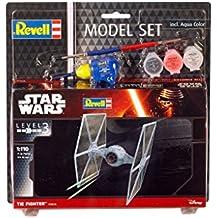 Revell 63605–Star Wars–Model Juego Tie Fighter en escala 1: 110