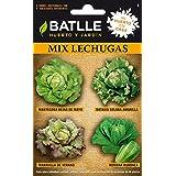 Semillas Batlle - Mix Lechugas - Hu
