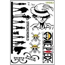 Amazon Fr Tatouage One Piece