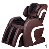 Star Eleven Real Relax Massage Chair Recliner - Full Body Shiatsu, Zero Gravity