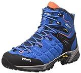 MEINDL Kapstadt Lady GTX®, Damen Trekking- & Wanderstiefel, Blau (Cobalt/Orange), 39.5 EU (6 UK)
