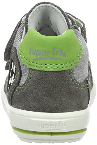 Superfit - Moppy, Scarpine primi passi Bimbo 0-24 Grau (stone Kombi)