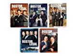 Twentieth Century Fox Boston Legal Season 1-5 Complete Collection
