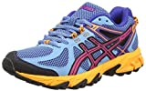 ASICS Gel-Sonoma, Damen Outdoor Fitnessschuhe, Blau (Atomic Blue/Onyx/Flash Yellow 4899), 40.5 EU