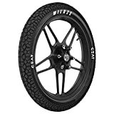 Ceat Milaze 3.00-18 52P Tubeless Bike Tyre, Rear (Home Delivery)