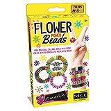 Flower Power Beads 46004–Set Schaffung 3Multicolor Pocket