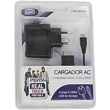 Ardistel - Cargador De Corriente AC Doble Con Cable (PS Vita)