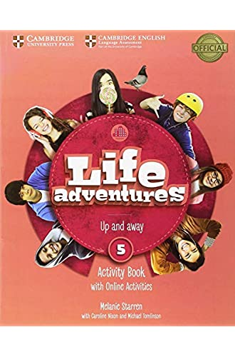 Descargar gratis Life Adventures Level 5 Activity Book with Home Booklet and Online Activities de Melanie Starren