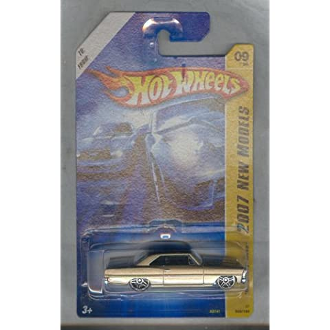 Hot Wheels 2007-09 of 36