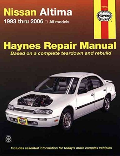 nissan-altima-automotive-repair-manual-93-06-by-john-h-haynes-published-october-2008