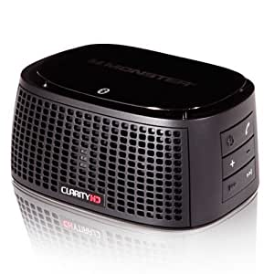 Monster Clarity HD High Performance Bluetooth Speaker