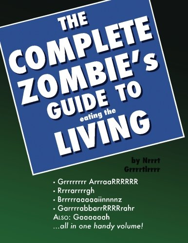 s Guide to Eating the Living: a prop book ()