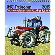 IHC Traktoren 2019: Wochenkalender mit 53 Fotografien