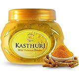 DUH Wild Kasthuri Kasturi Turmeric Powder Helps in Removing Acne, Light Scars, Reduce Tan, Reveal Radiant | 100% Pure Turmeri