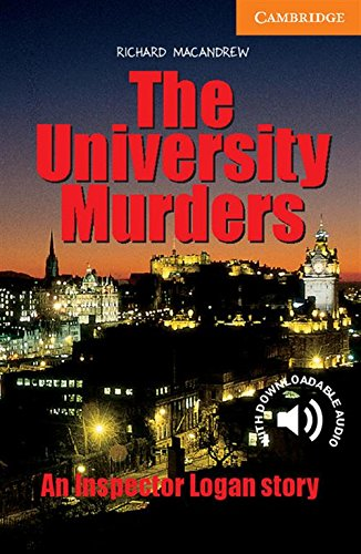 CER4: The University Murders Level 4 Cambridge English