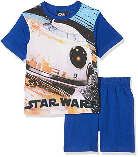 Jungen Offiziell Star Wars Darth Vader Gesicht Aufdruck Lange Pyjamas