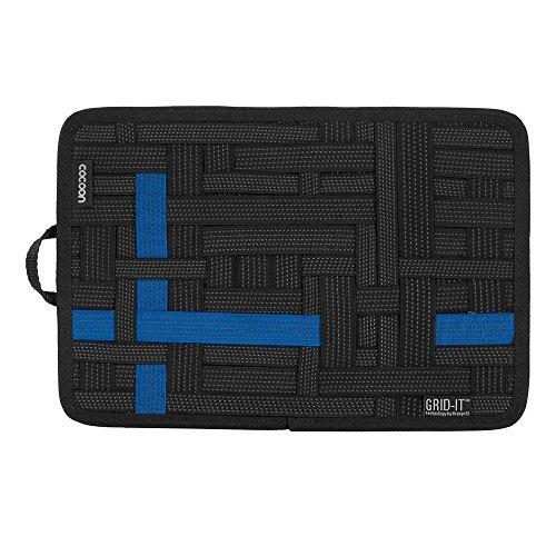 grid-it-cocoon-grid-organiser-24x19cm-black-with-blue