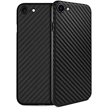 iphone 8 7 h lle doupi ultraslim case carbon. Black Bedroom Furniture Sets. Home Design Ideas