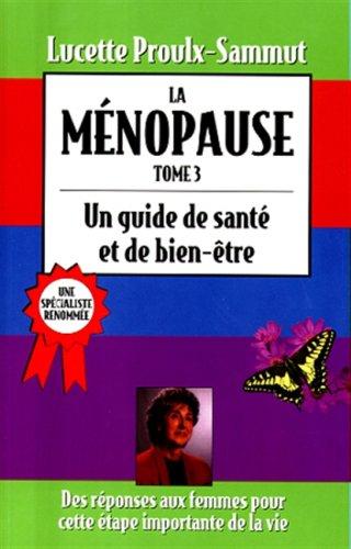 La Menopause T 3