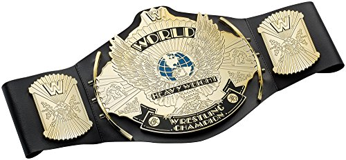 WWE Winged Eagle Championship Belt Englisch Version