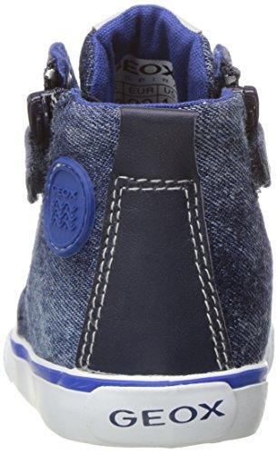 Geox B Kilwi Boy Baby Jungen Lauflernschuhe Blau (NAVY/ROYALC4226)
