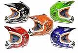 MATT Helm Kinderhelm Motorradhelm Crosshelm Motocrosshelm Sport