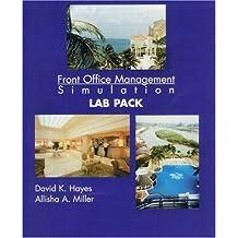 Front Office Management Simulation: Lab Pack